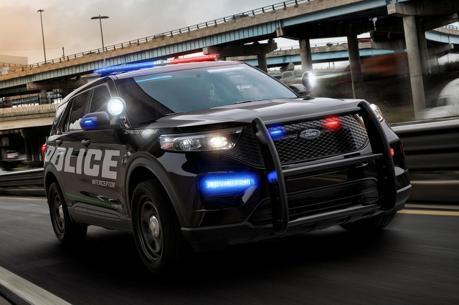 密西根州警方進行美國警車測試 這台電動休旅預約最速警車王座
