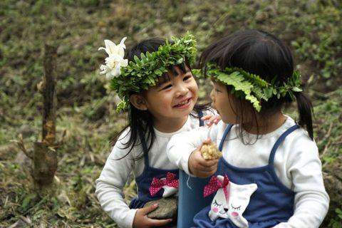 南島魯瑪社執行長Mayaw Biho(馬躍.比吼)相信夢想總會開花。 圖/南島魯...