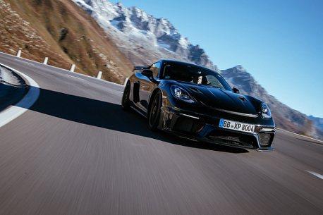 保時捷718 Cayman GT4 RS2締造紐北賽道新紀錄!11月即將全球發表