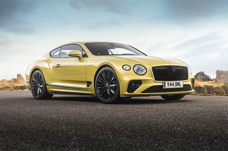 Bentley Continental GT Speed首登台!將於Art Taipei亮相