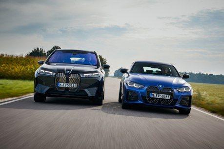 電動車挑戰年銷破30萬輛 BMW第三季銷量小幅下滑10.3%!