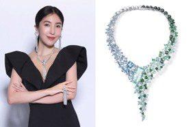 TASAKI Atelier高級珠寶首登台 楊謹華流蘇秀優雅動感