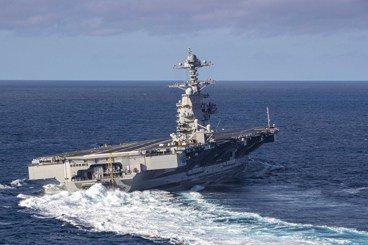 美國新世代超級航艦登場,迫使中國展開軍備競賽?