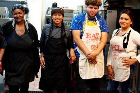 每年,位於美國加州的非營利組織「Food Shift」,收集將近12萬磅本來會被...