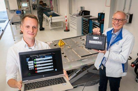 發揮電池最大效益!Audi攜手福斯集團研發BattMAN電池檢測系統