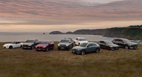 Mazda將在2023年前帶來五款全新SUV!