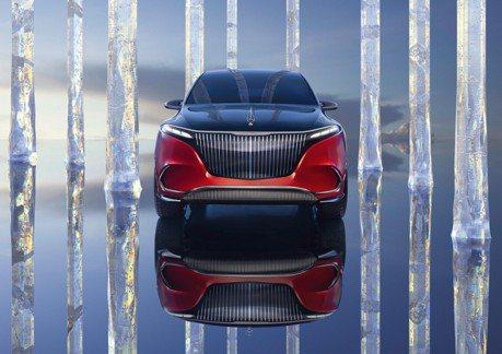 EQS Concept還只是小菜 Mercedes-Maybach預告第二款純電梅巴赫年底亮相