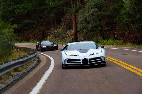 完成高溫耐候測試!Bugatti Centodieci明年開始生產