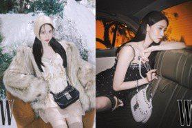 確定官宣了!潤娥從Miu Miu Girl晉升品牌大使 雪地拍唯美照進化成冰雪女王