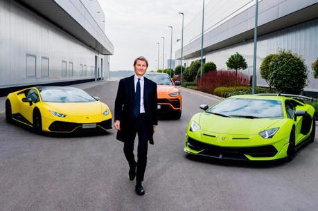 晶片危機也擋不住旺盛買氣 Lamborghini創銷售紀錄