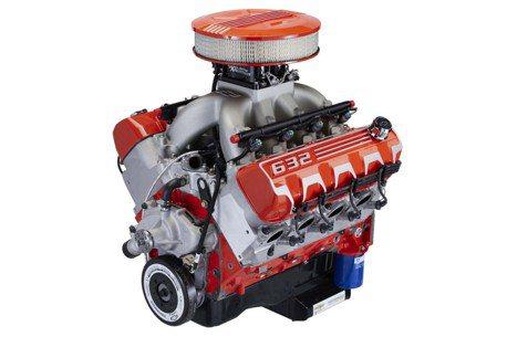 挑戰排量極限!Chevrolet推出有1,004匹馬力的10.35公升V8 NA引擎