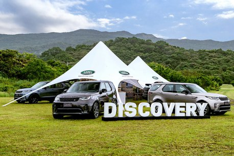 柴油動力降幅超大!改款全尺寸七人座Land Rover Discovery台灣上市