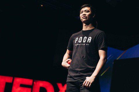 林智偉以同樣身為特技演員來思考、建立給薪制,希望給演員安定的心。圖/FOCA提供