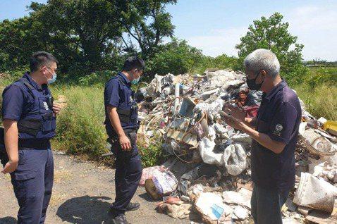 廢棄物的假再利用,真棄置:全台都變我們的垃圾場?
