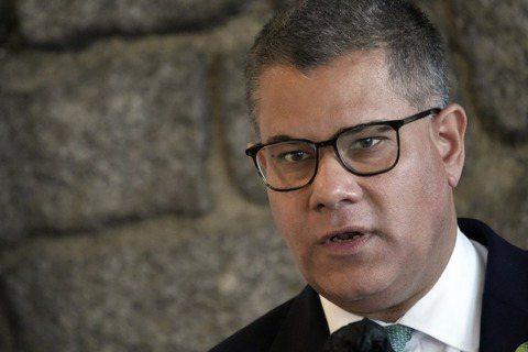 主持聯合國氣候變化綱要公約第26次締約方會議(COP26)的英國部會大臣夏瑪警告...