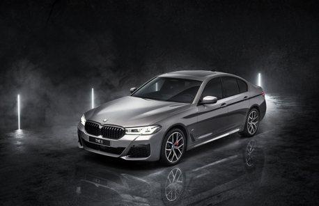 全新2022年式BMW 5系列 極智科技配備再升級
