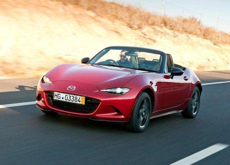 下一代Mazda MX-5不走油電 將以SkyActiv-X汽油引擎續戰!