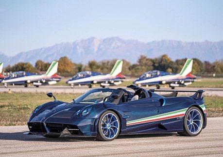 下一輛Pagani Hypercar將搭載AMG V12與手排變速箱