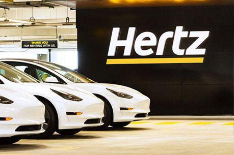 電動車市場史上最大訂單 Hertz下訂10萬輛Tesla、合約價值42億美元