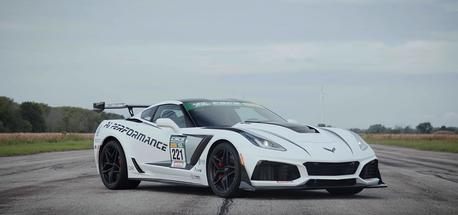 該入手中古C7 Corvette ZR1還是買全新C8 Corvette Z06?