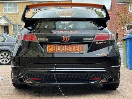 號稱歐洲最強Honda Civic Type R卻賣不出去?!
