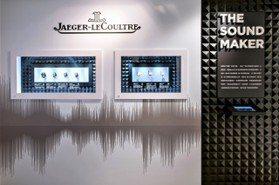 骨董級天籟來台!高登鐘表 X 積家The Sound Maker特展
