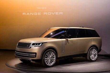 經典5.0升V8機械增壓被取代了 大改款Land Rover Range Rover正式發表!
