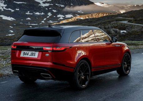 2020年德國最容易被偷的汽車Top 10 第一名居然是Range Rover Velar!