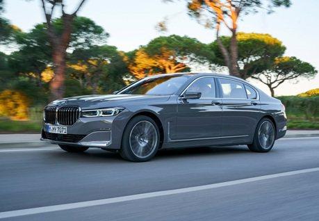 全新2023 BMW 7-Series紐柏林奔跑中 會使用新平台打造嗎?