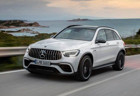 下一代Mercedes-AMG GLC 63偽裝亮相 植入比V8還強的四缸動力!