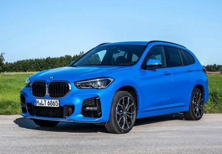 新一代BMW X1 M35i xDrive竟然擁有四出尾管?