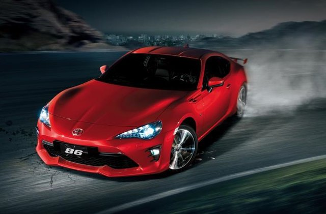 Toyota 86 Limited 6AT
