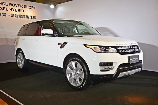Land Rover Range Rover Sport Diesel Hybrid