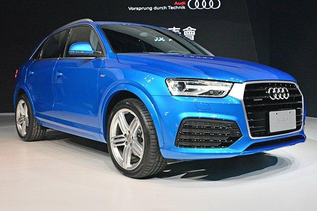 Audi Q3 30TFSI
