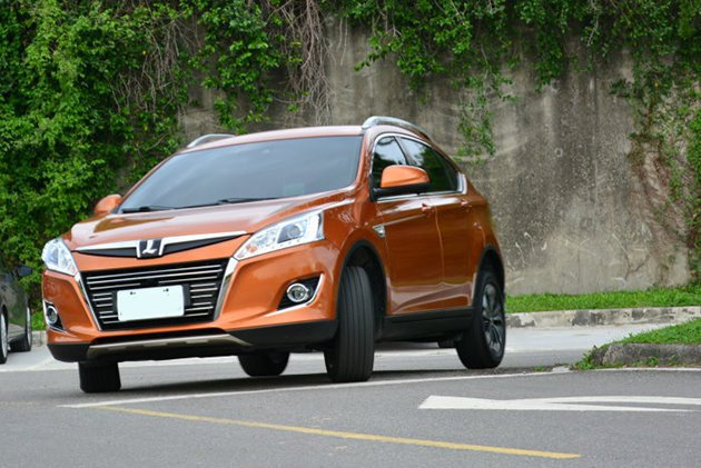 Luxgen U6 Turbo Eco Hyper 1.8L 時尚型