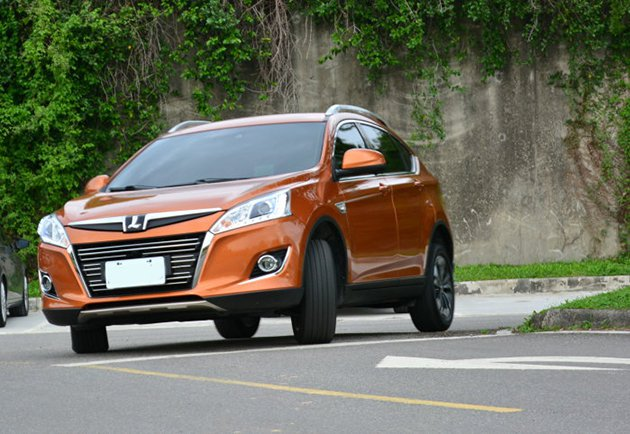 Luxgen U6 Turbo Eco Hyper 1.8L 魅力型