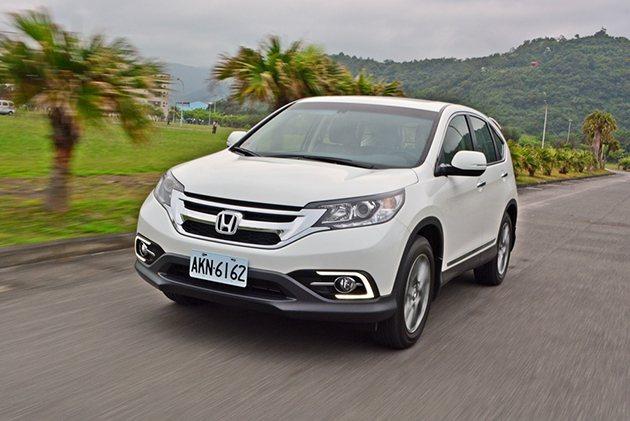 Honda CR-V 2.4 VTI