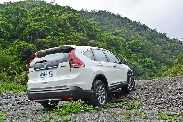 Honda CR-V 2.4S