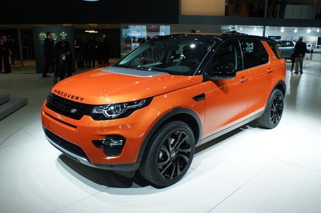 Land Rover Discovery sport 2.2D HSE