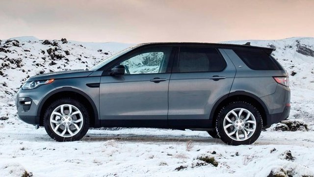 Land Rover Discovery sport 2.2D SE