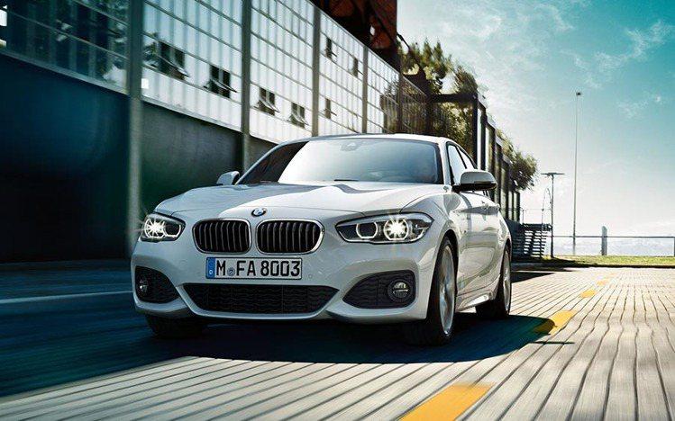 BMW 1-Series 120i M sport