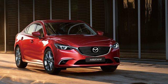 Mazda Mazda6 SKY-D
