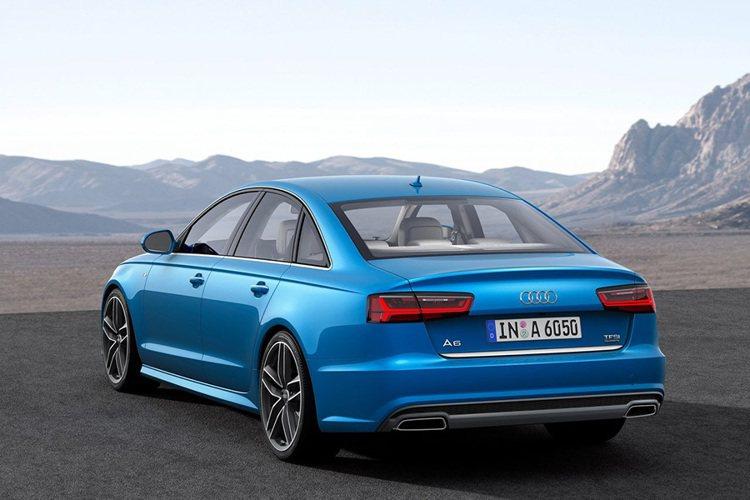 Audi A6 45 TDI quattro