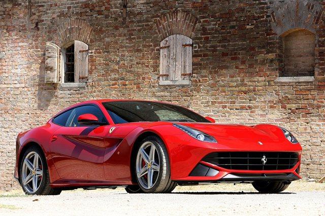 Ferrari F12berlinetta F12berlinetta