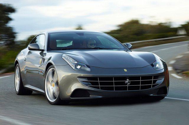 Ferrari FF FF