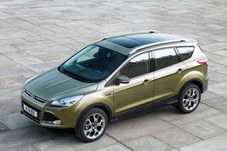 Ford Kuga 2.0L時尚經典型