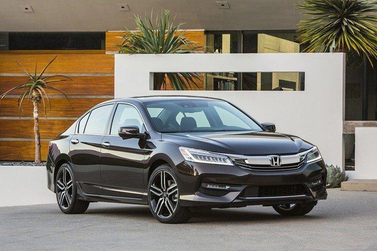 Honda Accord 2.4VTi-s Exclusive