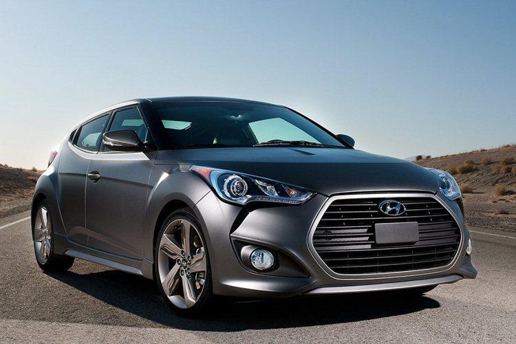 Hyundai Veloster 旗艦款