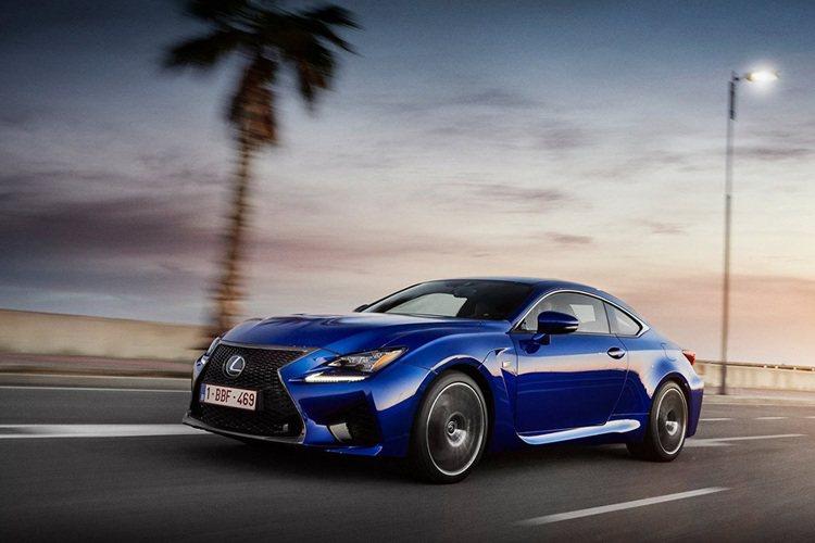 Lexus RC F極致版(CFRP套件)