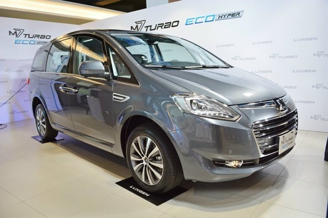 Luxgen M7 Turbo Eco Hyper 豪華型